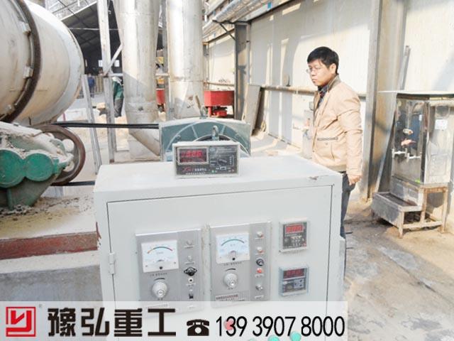 木屑烘干机控制系统